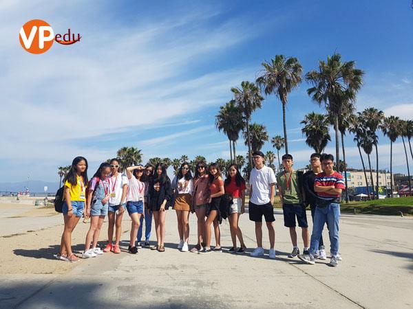 Tuyển sinh chương trình du học hè Mỹ 2019