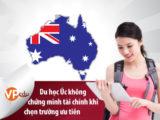 Du học Úc - Cập nhật danh sách trường Visa ưu tiên
