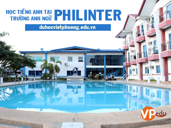 Du học tiếng anh tại trường anh ngữ Philinter Philippines 2019