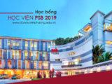 Học bổng du học Singapore tại Học viện PSB 2019