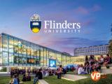 Tổng quan trường Đại học Flinders, Úc 2019