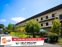 Tổng quan trường anh ngữ Help Philippines 2019