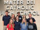 Điểm nổi bật của trường trung học Mater Dei Catholic