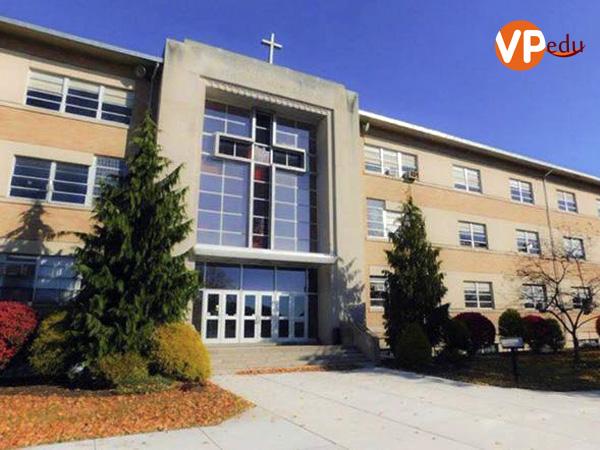 Du học Mỹ tại trường trung học Nativity BVM