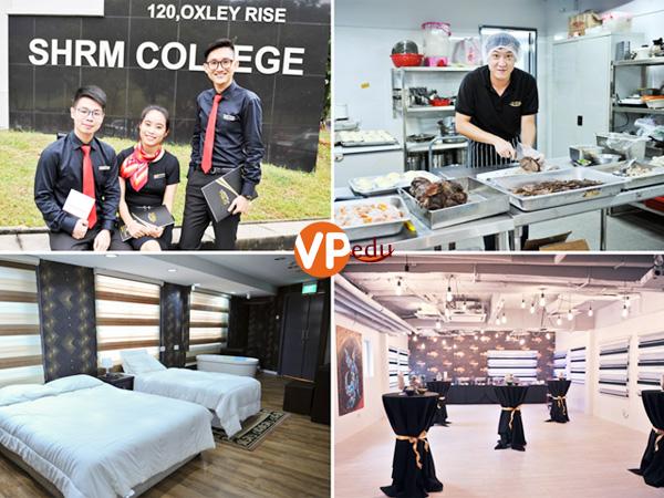 Du học Singapore sức hút từ Cao đẳng SHRM