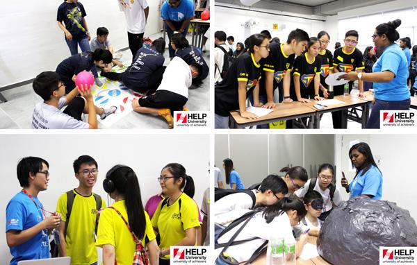Môi trường chuẩn hóa quốc tế tại Đại học Help Malaysia