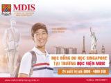 Cơ hội nhận học bổng lớn nhất 2019 cùng Học viện MDIS Singapore