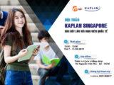 Hộ thảo học viện Kapalan Singapore 2019