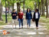 Môi trường học tập đa văn hóa tại Đại học Salem