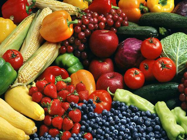 Những sản phẩm từ thịt và trái cây không được đem vào Mỹ
