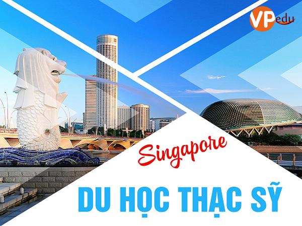 Tổng hợp các chương trình du học Singapore bậc thạc sỹ