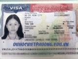 Chúc Mừng Bạn Lê Thảo Vân Đậu Visa Du Học Mỹ