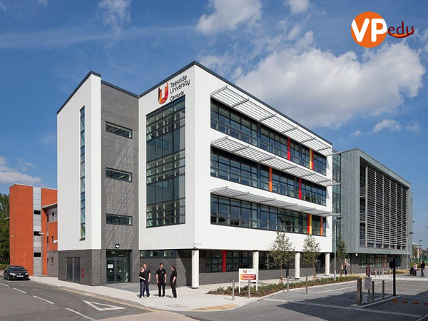 Đại học Teesside Anh Quốc