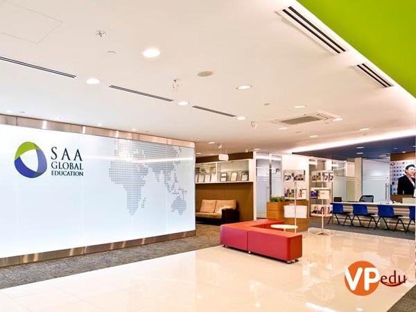 Du học Singapore chi phí thấp tại Học viện kế toán SAA