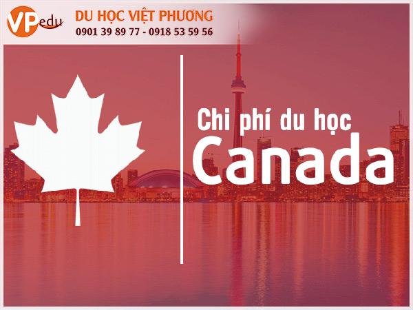 Chi phí du học Canada hết bao nhiêu tiền?