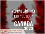 Chuẩn bị gì khi đi du học Canada?