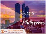 Tư vấn du học Philippines tại Bình Thuận mang đến môi trường học Tiếng Anh tốt nhất