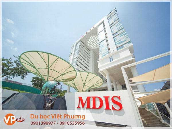 Du học Singapore từ lớp 11 tại MDIS, lựa chọn đúng đắn dành cho sinh viên quốc tế