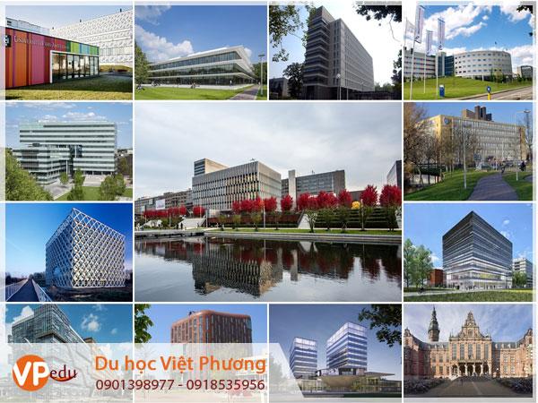 Các trường đại học tại Hà Lan