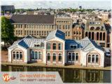 Đại học Webster - Leiden Campus tại Hà Lan