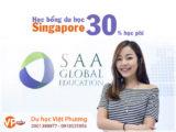 Đăng ký nhận ngay Học bổng tại học viện SAA Global Education