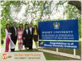 Nhiều học bổng Đại học Massey 2020 dành cho sinh viên Việt Nam