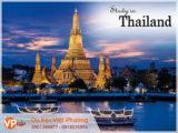 Tư vấn du học Thái Lan tại Kiên Giang- học gì ở xứ sở chùa vàng