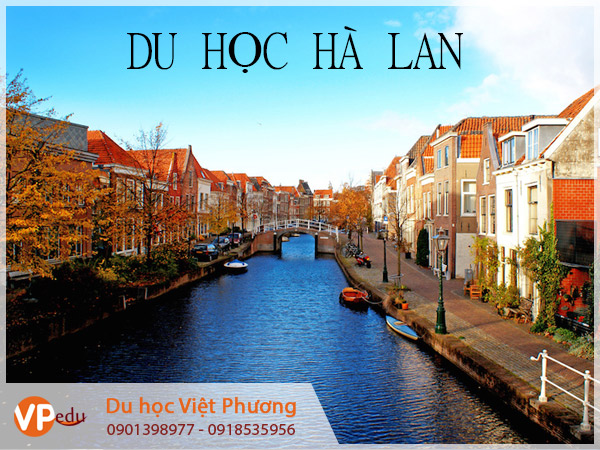 Tư vấn du học Hà Lan tại Đắk Lắk