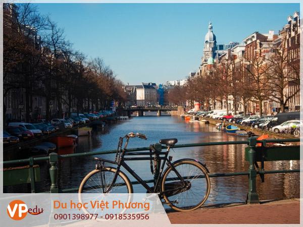Tư vấn du học Hà Lan tại Sóc Trăng