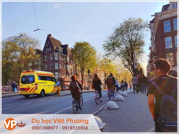 Tại sao Hà Lan lại thu hút du học sinh Việt Nam?