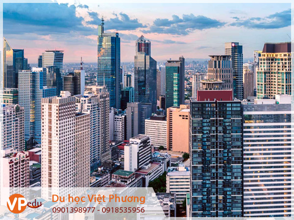 Tư vấn du học Philippines tại Đồng Nai