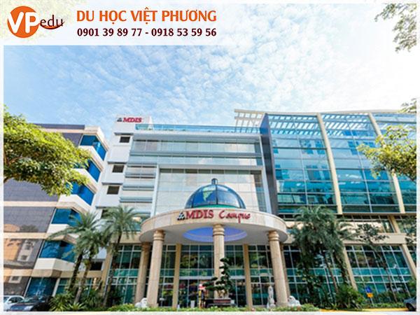 Học viện MDIS Singapore