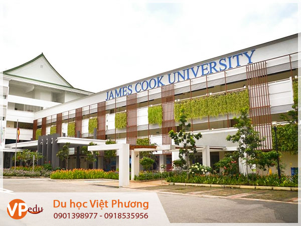 Đại học James Cook ở Singapore