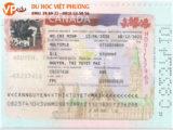 Visa du học Canada của Nguyễn Thị Tuyết Mai