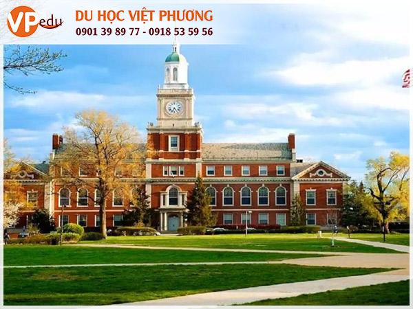 Du học Mỹ tại trường Harvard University