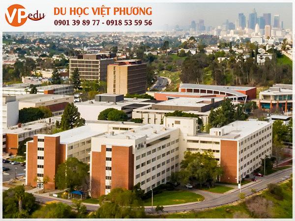 Du học Mỹ tại hệ thống California State University
