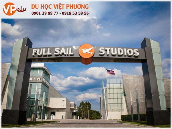 Du học Mỹ ngành điện ảnh, thiết kế game tại Full Sail University