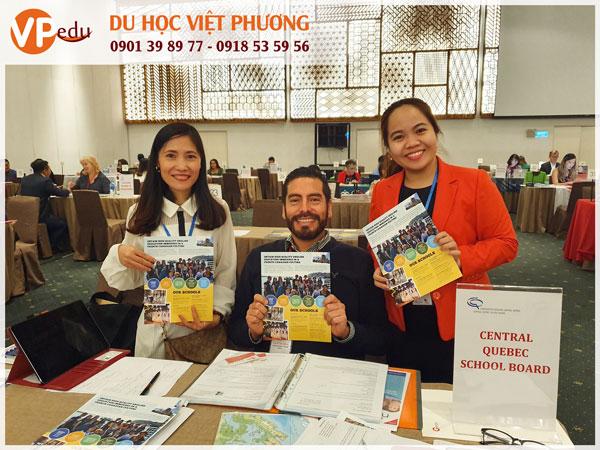 Du học Việt Phương và đối tác