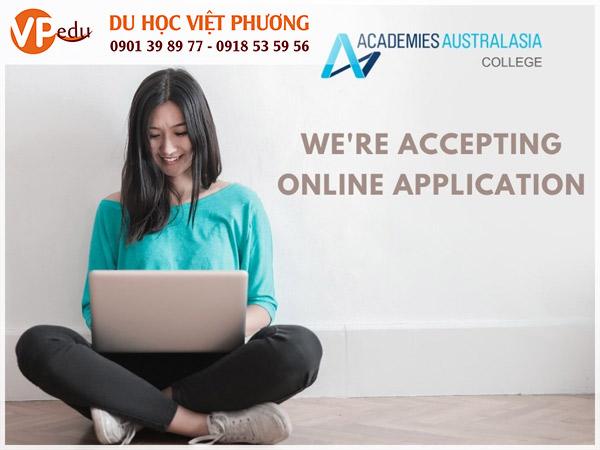 Học trực tuyến cùng Academies Australasia College (AAC) Singapore