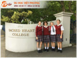 Scared Heart College ở New Zealand