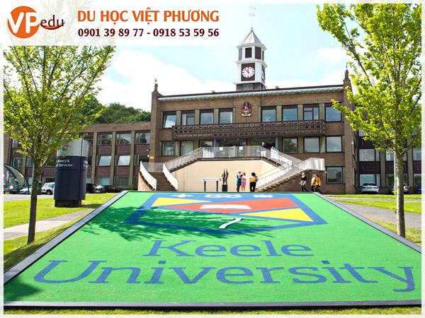 Du học Anh Quốc tại trường Keele University
