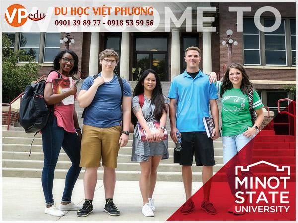Trường Minot State University - Môi trường học tập dành cho sinh viên quốc tế