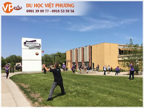 Trường Saskatchewan Polytechnic: Môi trường học tập, làm việc và sinh sống lý tưởng