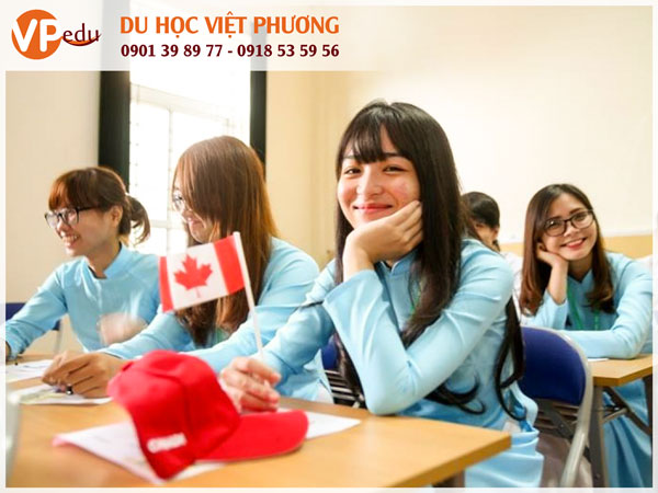 Du học Canada tự túc là lối đi chủ động của du học sinh