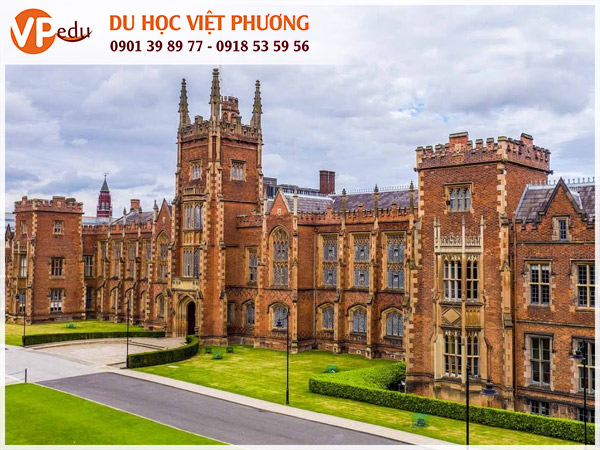 Trường Queen's University Belfast, Anh Quốc