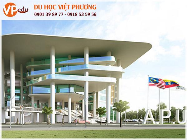 APU- ngôi trường đào tạo chất lượng, giá rẻ hàng đầu tại Malaysia
