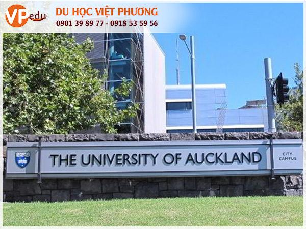 The University of Auckland - Du học đại học New Zealand