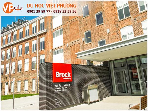 Brock University có chương trình dạy tiếng Anh hiệu quả