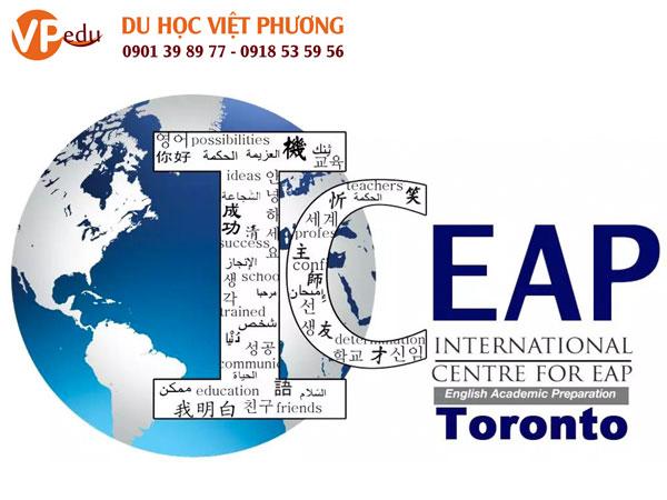 ICEAP - trường Anh ngữ học thuật nổi tiếng tại Canada