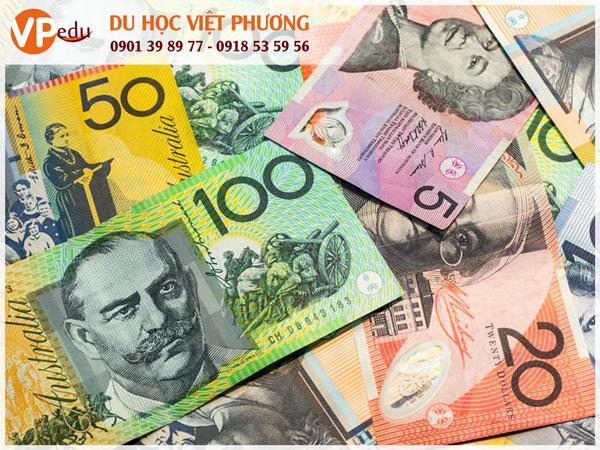 Chi phí du học Úc là yếu tố cần cân nhắc